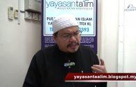 Yayasan Ta'lim: Fiqh Zikir & Doa [26-10-16]