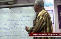 Yayasan Ta'lim: Praktikal Nahu, Sorof & Ei'rab Al-Quran [13-05-15]