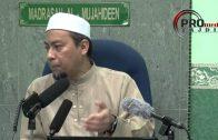 26-12-2015 Ustaz Ahmad Jailani: Kenduri Arwah