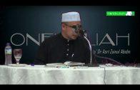 S Dato Dr Asri-Petunjuk Nabi Saw Apabila Selesai Solat