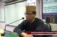 Yayasan Ta'lim: Ilmu Balaghah Al Quran [10-03-17]