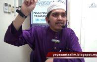 Yayasan Ta'lim: Fiqh Zikir & Doa [15-03-17]