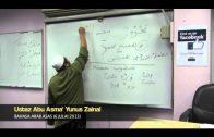 Yayasan Ta'lim: Bahasa Arab Asas (Kelas 21) [06-07-13]