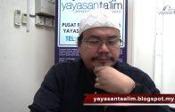 Yayasan Ta'lim: Kelas Hadith Sahih Muslim [20-04-16]