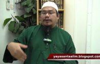 Yayasan Ta'lim: Tatacara Penerimaan Ilmu & Penghujahan Agama [13-05-15]