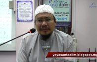 Yayasan Ta'lim: Tafsir Al-Qur'an Juz 4 (Ibn Kathir) [04-04-17]
