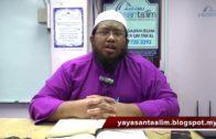 Yayasan Ta'lim: Pemantapan Aqidah ASWJ [28-03-17]