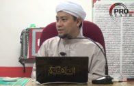 16-03-2017 Ustaz Ahmad Jailani:  Mencuri Hadith