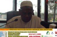13-03-2017 Ustaz Halim Hassan: Ciri2 Dosa Besar