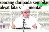 SS Dato Dr Asri -Manusia2 MENTAL Ini Tak Perlulah Diangkat