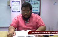 Yayasan Ta'lim: Adab-Adab Islam [23-03-17]