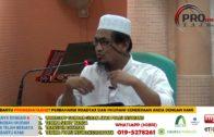 25-02-2017 Maulana Fakhrurrazi: Bab: Kesucian Air Yang Dipakai Untuk Berwudhu