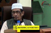 01-04-2017 Maulana Fakhrurrazi: Misykat Al-Masobih & Bulughul Maram
