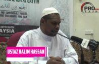 29-03-2016 Ustaz Halim Hassan: Anjuran Menambah Amal Kebaikan Di Usia Senja