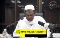 27-03-2017 Ustaz Halim Hassan: Manfaat Pujian Terhadap Jenazah