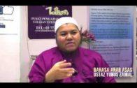 Yayasan Ta'lim: Bahasa Arab Asas (Kelas 39) [18-01-14]