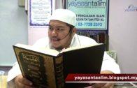 Yayasan Ta'lim: Kelas Kiamat Kecil [16-08-16]