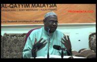 15-01-2013 Ustaz Halim Hassan, Jangan Marah! Jangan Marah!.