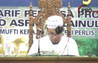 18-08-2015 SS. PROF. MADYA DR. MAZA: Kehormatan Orang Muslim | Kitab Hadith 40
