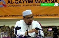 DR ASRI-Hukum Makan Sembelihan Muslim Yg Tidak Dibaca BISMILLAH