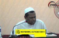 20-04-2017 Ustaz Halim Hassan: