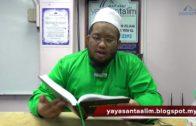 Yayasan Ta'lim: Adab-Adab Islam [19-01-17]
