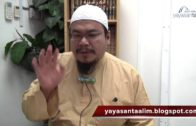 Yayasan Ta'lim: Al Iqna' (Taharah) [18-11-15]