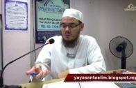 Yayasan Ta'lim: Fiqh Praktis [20-11-16]
