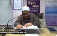 Yayasan Ta'lim: Huraian Kitab Tauhid [08-03-2015]