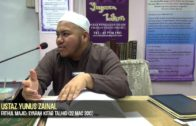 Yayasan Ta'lim: Huraian Kitab Tauhid [22-03-2015]