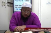 Yayasan Ta'lim: Kajian Perbandingan Agama [01-06-16]