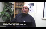 Yayasan Ta'lim: Kelas Hadith Sahih Muslim [18-09-13]