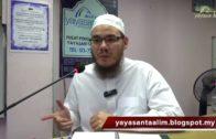 Yayasan Ta'lim: Syarhus Sunnah [03-01-16]