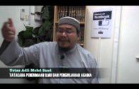 Yayasan Ta'lim: Tatacara Penerimaan Ilmu & Penghujahan Agama [27-11-13]