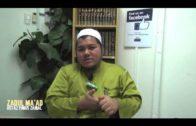Yayasan Ta'lim: Zadul Ma'ad [24-10-13]