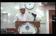 28-02-2014 Ustaz Ahmad Jailani: Nikmat Penciptaan Hujan (KJ)