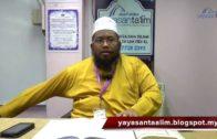 Yayasan Ta'lim: Adab-Adab Muslim [31-05-16]