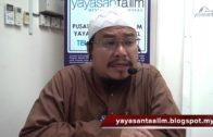 Yayasan Ta'lim: Fiqh Zikir & Doa [26-04-17]