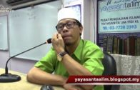 Yayasan Ta'lim: Ilmu Balaghah Al Quran [25-03-16]