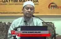 08-09-2015 Ustaz Ahmad Jailani: Hukum Fiqh Berkaitan Anjing