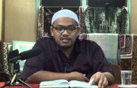 12-11-2014 Ustaz Hisyam Mohd Radzi: Ibu Susuan (Umdatul Ahkam)