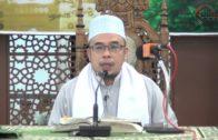 16-02-2016 SS. PROF. MADYA DATO' DR. MAZA: Pengajian Kitab Hadis 40 (siri 29)