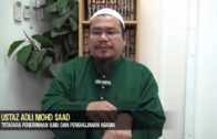 Yayasan Ta'lim: Tatacara Penerimaan Ilmu & Penghujahan Agama [15-04-15]