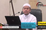 01-01-2016 Ustaz Ahmad Jailani: Sejarah Sambutan Tahun Baru Masihi Dan Hukum Meraikannya