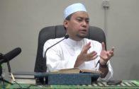 09-08-2014 Ustaz Ahmad Jailani: Pemboikotan Terhadap 3 Orang Sahabat Nabi