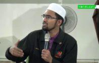 Dr Rozaimi-Penyebab Taksub Mazhab