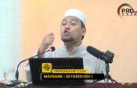 01-08-2017 Ustaz Ahmad Jailani: Dosa Mencela