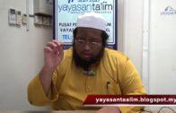 Yayasan Ta'lim: Fiqh Zikir & Doa [23-08-17]