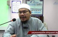 Yayasan Ta'lim: Fiqh Zikir & Doa [20-07-16]