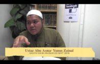 Yayasan Ta'lim: Kelas Sahih Muslim [22-09-13]